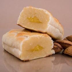 Pan de Almendra y Yema